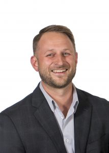 Ross Murphy was promoted earlier this year to vice president and chief financial officer at Lincoln-based meal delivery service Wildtree. / COURTESY WILDTREE